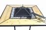 Костровий стіл - гриль - мангал Троян Преміум 11