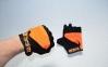 Штанга Rn-Sport с пластиковым покрытием W-образна 25 кг + Две гантели по 16 кг 0