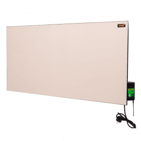 Керамическая панель DIMOL Maxi 05 с терморегулятором (кремовая/белая)