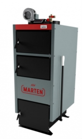 Твердотопливный котел MARTEN Comfort MC-12