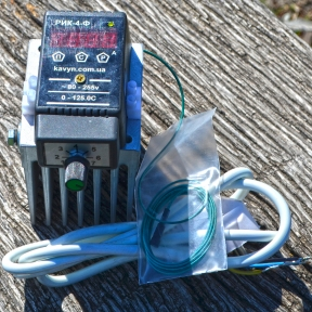 Терморегулятор для автоклава и дистиллятора РИК-4Ф