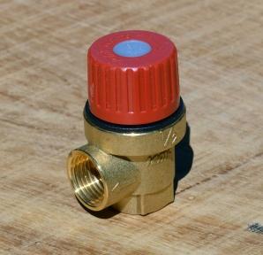 Предохранительный клапан к автоклаву