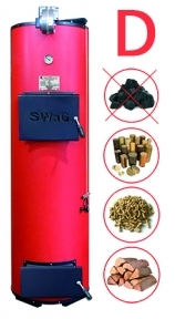 Твердопаливний котел SWaG 40 D