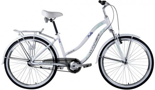 Городской велосипед Winner Pretty 26