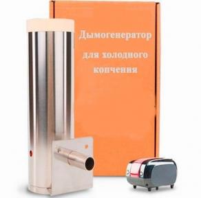 Димогенератор холодного копчення Smoke 1.0