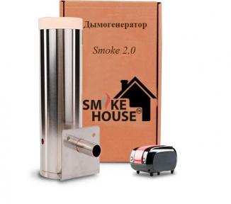 Дымогенератор холодного копчения Smoke 2.0