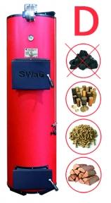 Твердопаливний котел SWaG 10 D