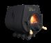 Опалювальна конвекційна піч Rud Pyrotron Кантрі 02 з варильною поверхнею