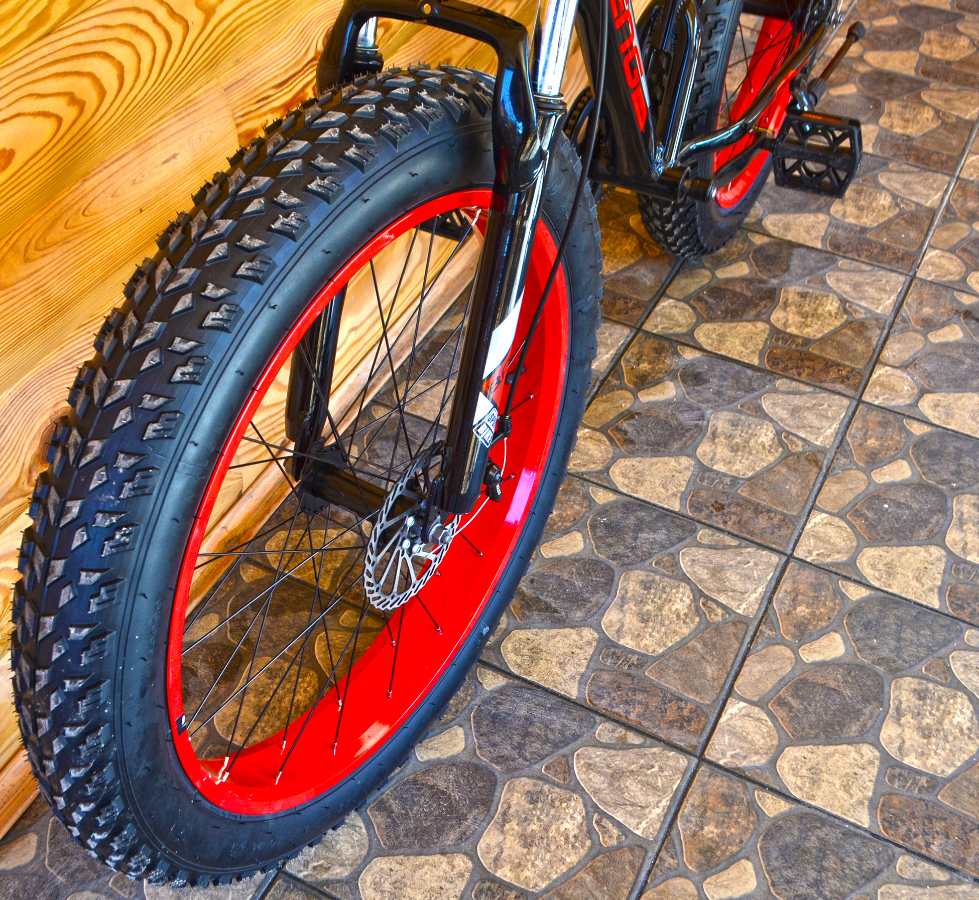 Велосипед Fаtbike (Фэт-Байк)