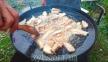 Сковорода з диска борони 50см з кришкою і чохлом в комплекті 10