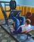 Тренажер жим ногами под углом Троян 2