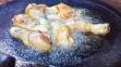 Сковорода из диска бороны со съемными ручками 3