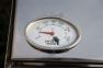 Коптильня горячего копчения из нержавеющей стали (520x300x280) с термометром 3