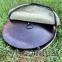 Сковорода з диска борони 50см з кришкою і чохлом в комплекті 4