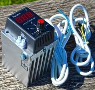 Регулятор мощности для дистиллятора