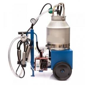 Доильный аппарат АИД-01-01 Р До 10 коров. Масляный насос. Стаканы из нержавеющей стали