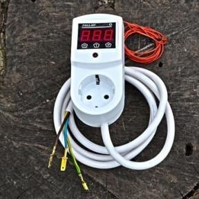 Терморегулятор для автоклава