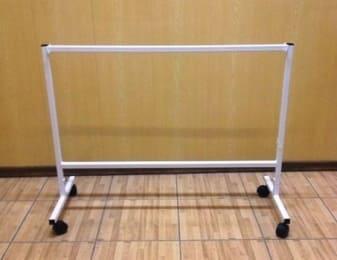 Ножки-стойки с колесиками к обогревателям ТМ