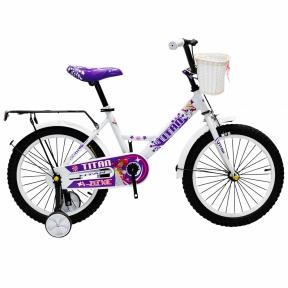 Дитячий велосипед Titan Classic 20″