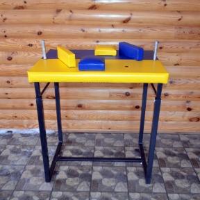 Стол для армрестлинга с регулируемой высотой
