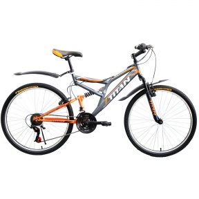 Горный велосипед  Titan Ghost 26″